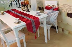 Sequin Table Runner Wholesale Wholesale Luxury Sequin Table Runner Wedding Purple Gold Velvet