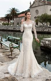 lace wedding dress with sleeves sleeved lace wedding gowns cheap bridal dress with sleeves