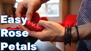 Where Can I Buy Rose Petals Life Hacks How To Get Rose Petals Off A Rose The Easy Way Youtube