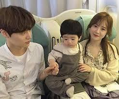 koo hye sun y su esposo pareja ahngoo en una tierna foto koo hye sun perú