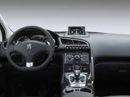 peugeot pars interior peugeot 3008 hybrid 4 technical details history photos on better