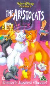 aristocats vhs phil harris eva gabor sterling holloway