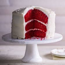 red velvet cake with cream cheese frosting ready set eat