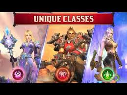 crusaders of light mmorpg crusaders of light gameplay open world mmorpg for android and ios