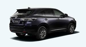 new lexus rx next gen toyota harrier hints at new lexus rx autoevolution