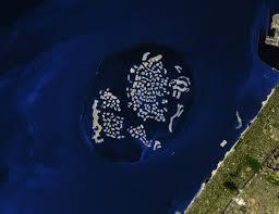 Dubai On World Map The World Archipelago Wikipedia