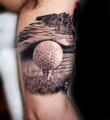 tattoos for golf ball tattoo www 6tattoos com