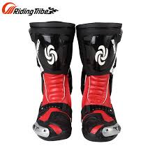 sport bike motorcycle boots compare prices on sport motorcycle boots online shopping buy low