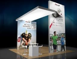 photo booth rental island modern 20x20 island led light box trade show rental booth