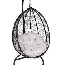 Metal Egg Chair by Porto Steel U0026 Polyrattan Hanging Egg Chair