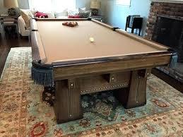 brunswick pool table assembly brunswick pool table assembly instructions pdf pool design