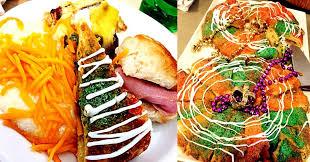 ad hauc cuisine ad hauc cuisine bulleit king cake coll u with ad hauc