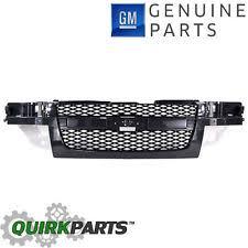 general motors grilles for chevrolet colorado ebay