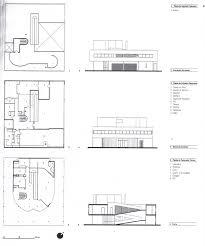 ville savoye planta pesquisa google le corbusier pinterest