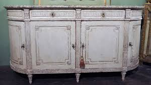 wonderful louis xvi painted buffet from antiquing with pamela on