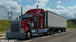 kenworth w900b kenworth w900 v 2 0 mod for ets 2