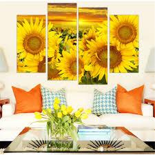 online get cheap sunflower art prints aliexpress com alibaba group