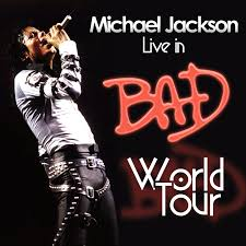 Michael Jackson Bad Album Mj Bad Tour Cd Cover 3 By Juan Gg On Deviantart