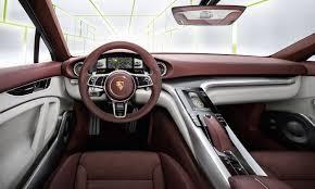Porsche Panamera Platinum Edition - 2010 porsche panamera interior 1000 images about nouvelle porsche
