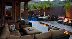 Arizona Backyard Landscape Ideas Gallery Of Our Custom Swimming Pool And Landscape Designs