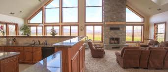 interior design for construction homes post frame interior design benefits post frame advantage