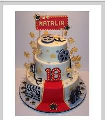24 best hollywood theme cakes images on pinterest hollywood
