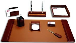 Desk Supplies For Office Leather Desk Accessories Office And Supplies Canada Interque Co