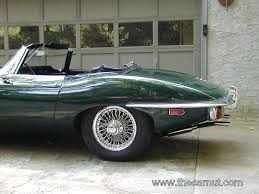 the car nut 1969 jaguar e type roadster