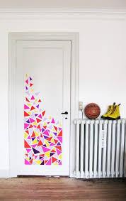 diy designs diy door washi tape designs