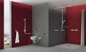 barrierefrei badezimmer mein badezimmer barrierefreies badezimmer hoch funktional für