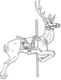 merry go round coloring pages free coloring pages carousel horse more pages to color