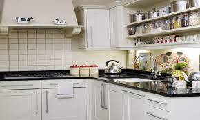 kitchen shelves decorating ideas ideas for small kitchens kitchen with open shelving decorating