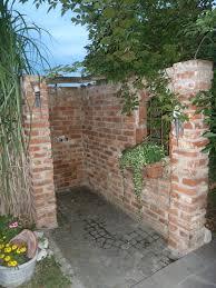 Haus Und Garten Ideen Ideen Für Den Sichtschutz Von Gartenduschen In Diesem Rustikalen