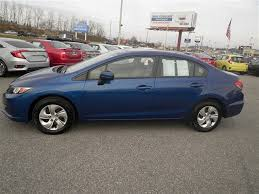 blue honda civic in pennsylvania for sale used cars on
