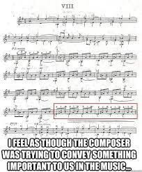 Music Memes Funny - funny guitar sheet music memes quickmeme
