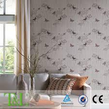 colorful dandelion butterfly home decor vinyl wallpaper buy