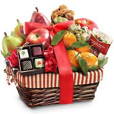 christmas fruit baskets golden state fruit rustic treasures fruit basket christmas