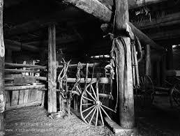 barn interior national parks usa and canada black and white barn interior