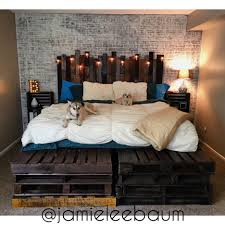 Pallet Bed For Sale Bedrooms Astounding Making Furniture Out Of Pallets Outdoor
