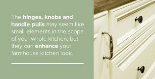 rustic kitchen cabinet door handles how to create the farmhouse kitchen wolf home products