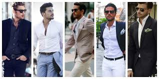 what do men wear to a wedding how to wear semi formal attire for men the trend spotter