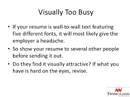 common resume mistakes common resume mistakes