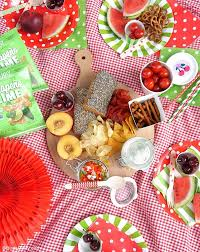 tasty ideas for the perfect summer picnic party party ideas