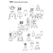 simplicity halloween costume patterns pattern for misses u0027 super villainess costumes simplicity