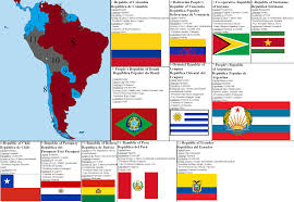 South America Map With Capitals by Aftermath Timeline South America Map By Tylero79 On Deviantart