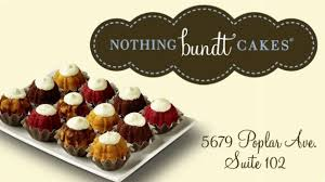 memphis nothing bundt cakes deal
