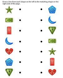 166 best pre k shape worksheets crafts images on pinterest