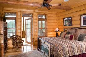 Log Home Bedrooms Custom Hybrid Log Homes U0026 Timber Frame Homes U2013 Photo Gallery By