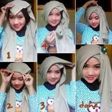 tutorial hijab resmi kiky rizki blog tutorial jilbab segi empat untuk acara formal