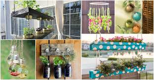 16 ways to decorate your outdoor space with hanging
